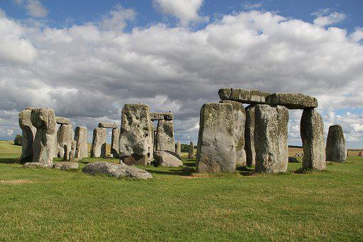 Stonehenge, England, Britain, Monument, Stone, Uk