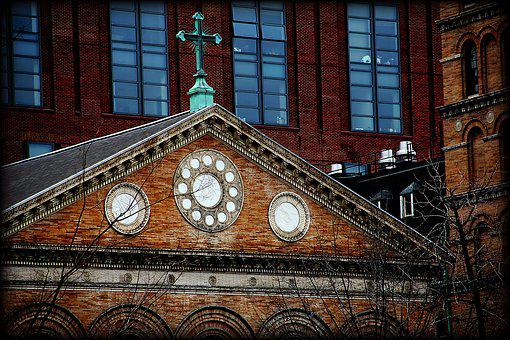 Church, Urban, Religious Monuments, Cathedral, Building