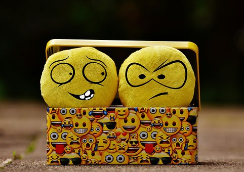 Emoticon, Smilies, Yellow, Funny, Fun, Cute, Plush