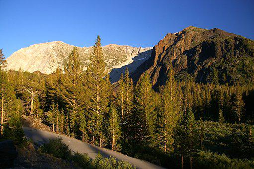 California, Yosemite, Walley