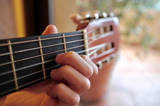 Guitar, Music, Guitarist, Singer, Artist, Tool, Notes