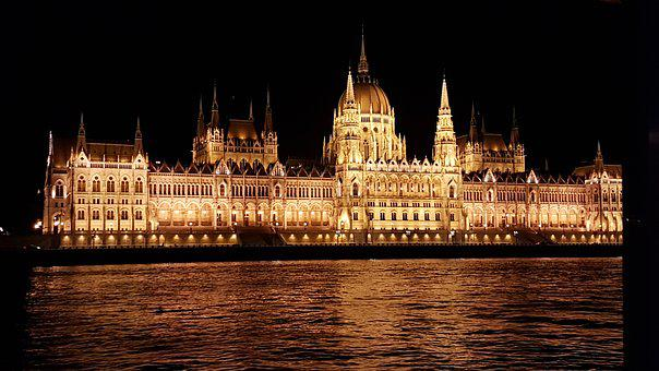 Imperial Capitals, Budapest, Parliament