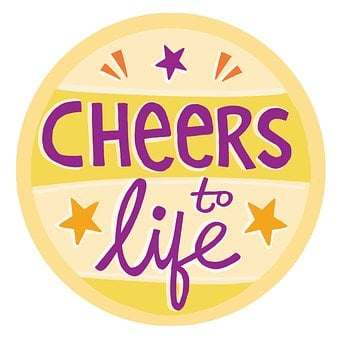 Cheers, Life, Cheerful, People, Young, Lifestyle, Happy