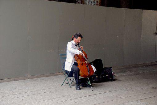 New York City, Musician, Cello, City, New, York