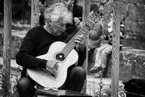 Musician, Guitarist, Character, Music, Artist, Concert