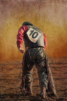Rodeo, Cowboy, West, Wild, Country, Lasso, Horse, Rope