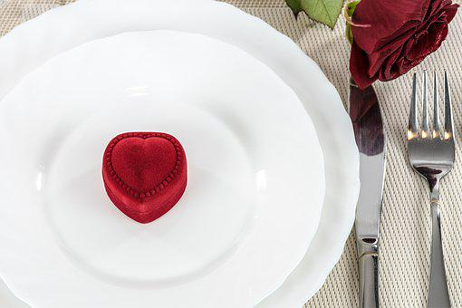 Valentine's Day, Surprise, Gift, Dinner, The Elegant