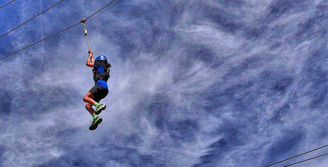 High Wire, Brave Girl, English Summer Sky