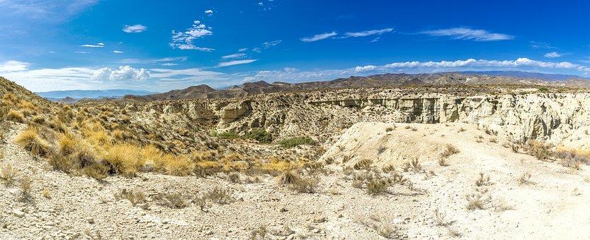 Landscape, Landscapes, Nature, Panorama, Desert, Scenic