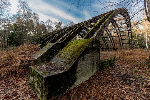 Nettetal, Round Arch Hall, Nature Park Schwalm Nice