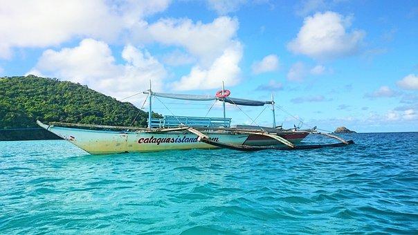 Calaguas Island, Philippines, Tourism, Island