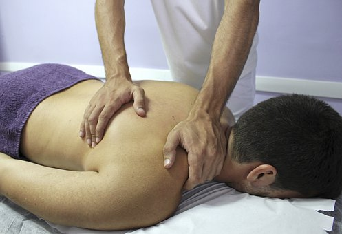 Wellness, Osteopathy, Therapies, Handling, Massage