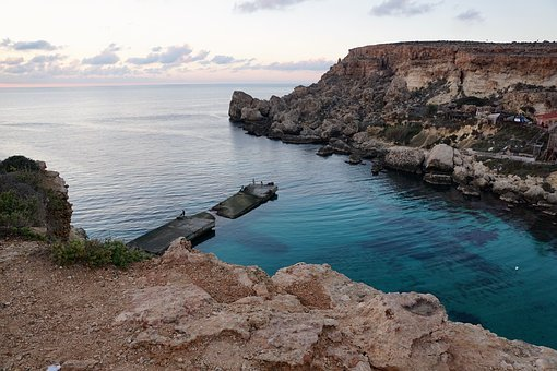 Village, Water, Nature, Home, Malta, Booked