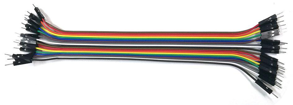 Idc Cable, Cable, Idc, Wire, Electric, Jumper