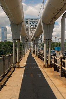 George Washington Bridge, Gwb, Nyc