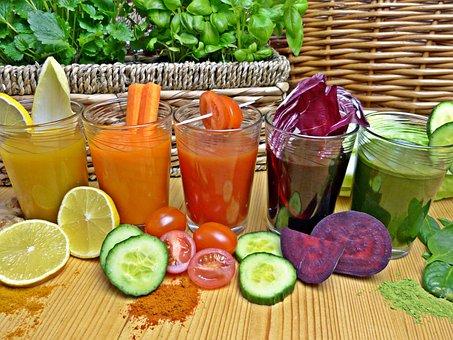 Detox, Detoxify, Diet, Vitamins, Healthy, Frisch