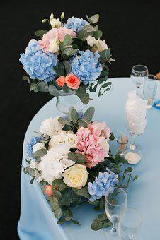 Bouquet, Ornament, The Sacrament, Interior, Candle