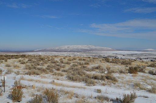 Desert, Landscape, Nature, Desert Landscape, Northwest