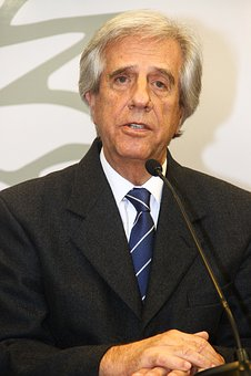 Tabare Vazquez, Political, Uruguay
