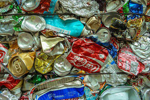 Bobbin, Waste, Environment, Selective Sorting, Soda