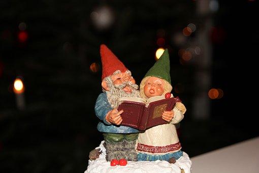 Christmas Decorations, Christmas Carol, Claus, Tomtepar