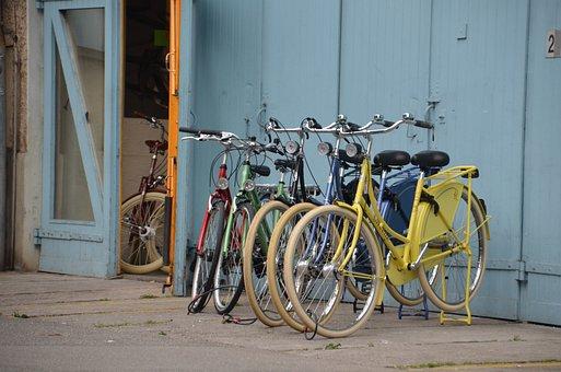 Bike, Velo, Color, Wheel, Wheels, Bikes, Bicycles