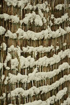 Snow, Snowy, Structure, Pattern, Background, Winter