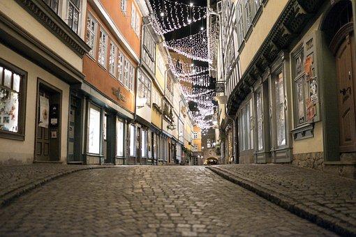 Erfurt, Christmas Market, Christmas, Advent