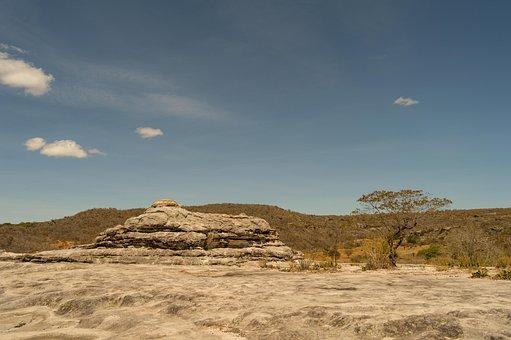 Rocks, Cliffs, Catimbau Valley, Turtle Stone
