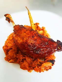 Pulp Rate, Cooked Cabidge, Restaurant, Food, Kitchen