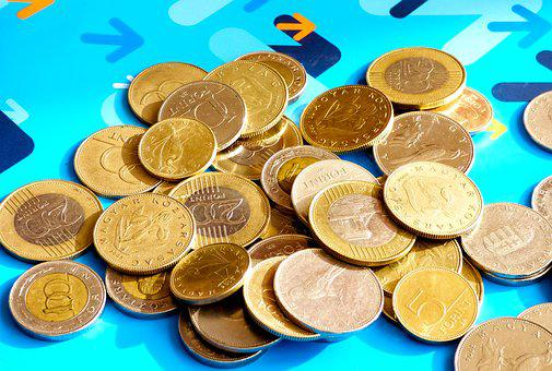 Money, Coin, Shop, Background, Metal, Payment, New