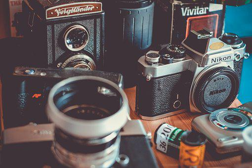 Photo, Photography, Picture, Camera, Vintage, Old