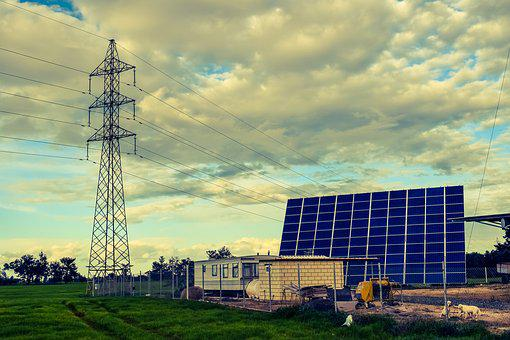 Photo Voltaic, Panel, Solar, Energy, Power, Green