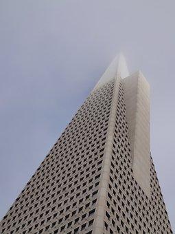 United States, San Francisco, Bank Of America, Pyramid