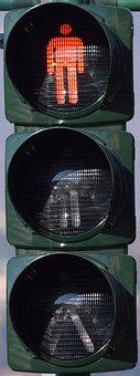 Traffic Light, Red, Stop, Color