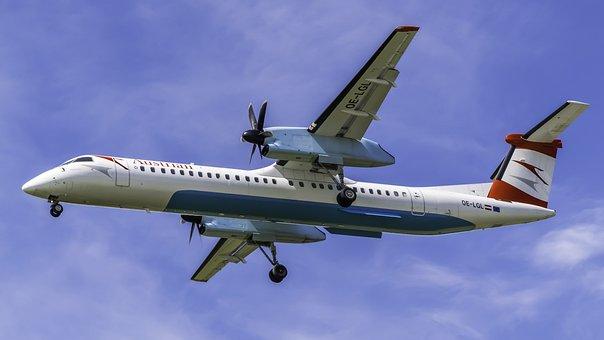 Aircraft, Passenger Machine, Travel Plane, Airport