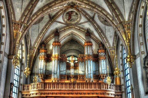 Santa Clara Church, Stockholm, Sweden, Architecture
