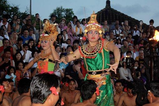 Ketchak Dance, Bali, Dance, Indonesia, Bali Dance