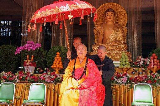 Master Hsing Yun, Buddhism, Eminent Monk, Puja