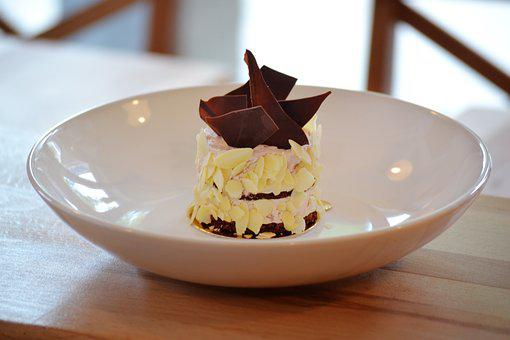 Chocolate Cake, Black Forest Cake, Cake Slice