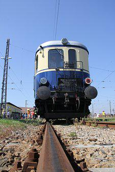 Diesel Railcar, 5042, Railroad Museum Sigmund Herberg