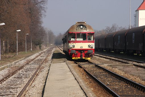 Tax Car, 80-29, Czech State Railway, Locally Ground