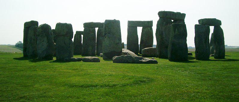 Stonehenge, Ancient, England, Stone, Monument, Uk