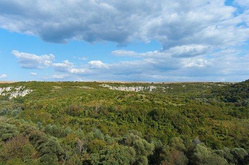 Ivanovo, Natural Park, Ruse Lom, Rocks, Forest