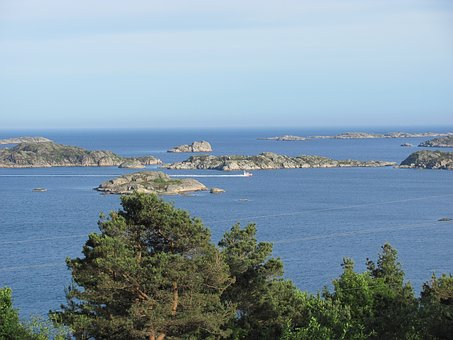 Norway-south, Sharp Coast, North Sea