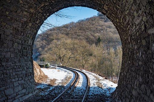 Railway Tunnel, Brohltalbahn, Brohltal
