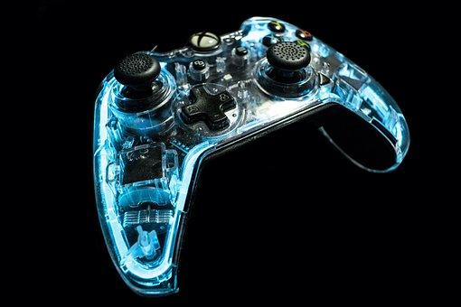 Xbox, Game, Remote Control, Console, Videogame