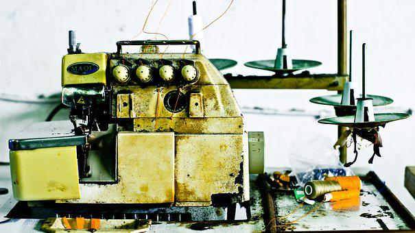 Sewing Machine, Sewing, Machine, Sew, Industry