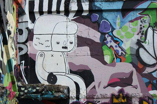 Spray Paint, Diana West, Chalerm Yard Garden