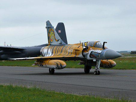 Meeting, Mirage 2000, Cambrais, Tiger